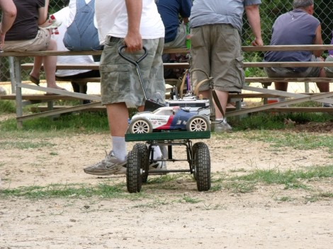 I want to see a R/C Wagon for the R/C Car?
